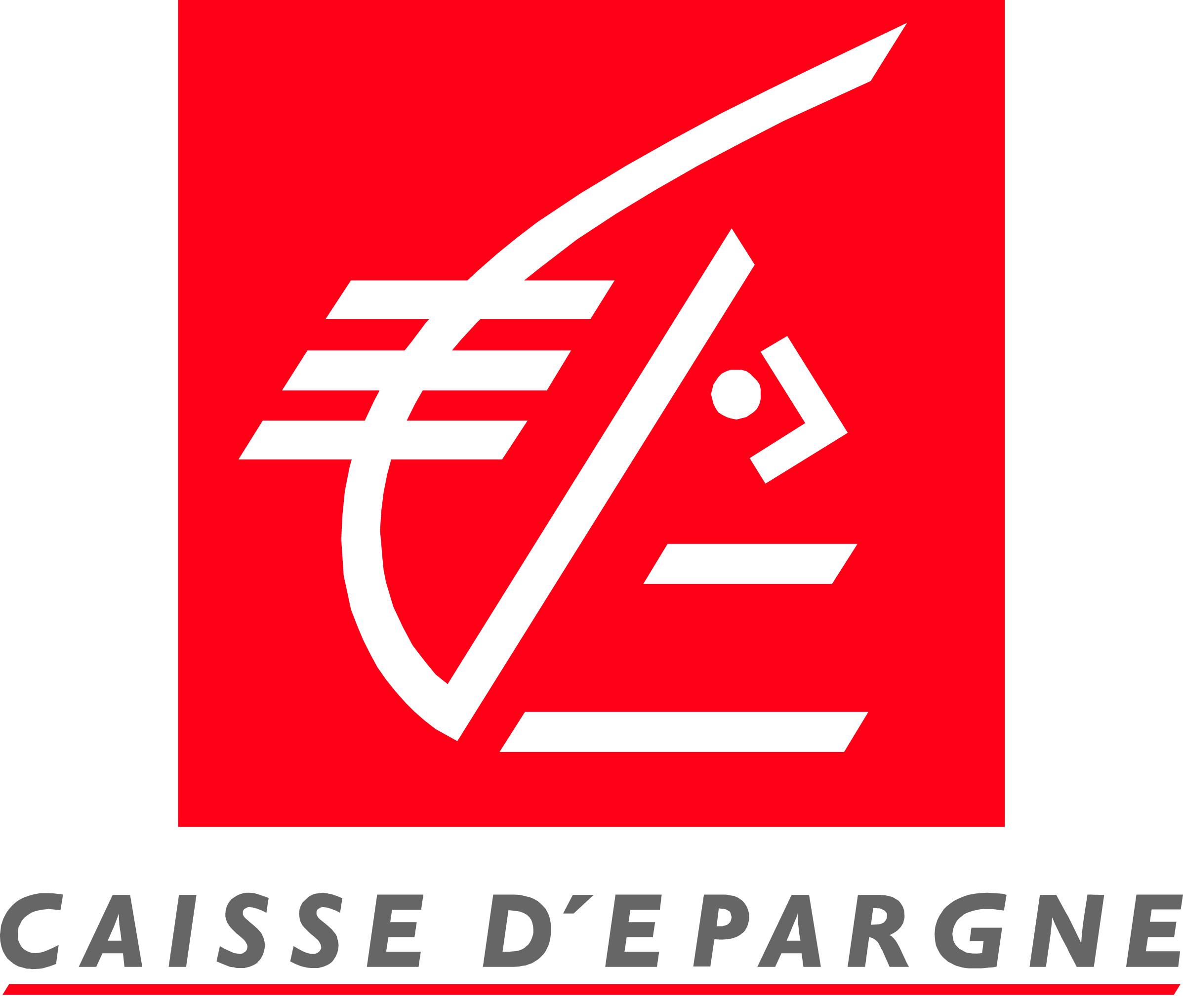 logo Caisse d'Epargne gris cepal